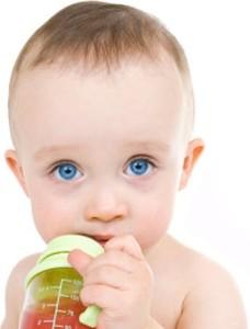 особенности включения соков в детское питание